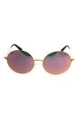 Michael Kors MK 5017 10244Z Kendall II - Gold/Rose Gold by Michael Kors for Women - 55-19-135 mm Sunglasses