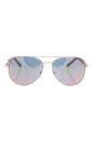 Michael Kors MK 1003 1003R5 Fiji - Rose Gold/Grey Rose Gold by Michael Kors for Women - 58-14-135 mm Sunglasses