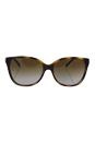 Michael Kors MK 6006 3006T5 Marrakesh - Tortoise/Brown Polarized by Michael Kors for Women - 57-16-140 mm Sunglasses