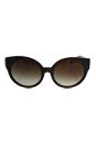Michael Kors MK 2019 311613 Adelaide I - Dark Brown/Brown Gradient by Michael Kors for Women - 55-20-140 mm Sunglasses