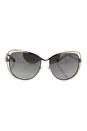 Michael Kors MK 1013 11196V Audrina I - Gold/Silver by Michael Kors for Women - 58-15-140 mm Sunglasses
