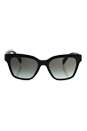 Prada SPR 11S 1AB-0A7 - Black/Grey Gradient by Prada for Women - 53-18-140 mm Sunglasses