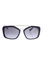 Prada SPR 24R UEE-3E2 - Opal Grey Blue/Grey Gradient by Prada for Women - 56-17-140 mm Sunglasses