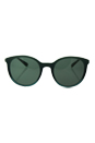 Prada SPR 17S UFU-3O1 - Green Grandient/Grey Green by Prada for Women - 53-21-140 mm Sunglasses