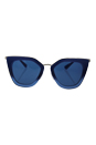 Prada SPR 53S UFW-1V1 - Blue Gradient/Blue by Prada for Women - 52-21-140 mm Sunglasses