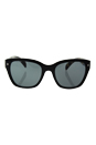 Prada SPR 09S 1AB-9K1 - Black Havana/Grey by Prada for Women - 54-20-140 mm Sunglasses