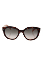 Prada SPR 12S UE0-4K0 - Spotte Brown Pink/Pink Gradient Grey by Prada for Women - 53-20-140 mm Sunglasses