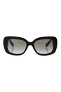 Prada SPR 27O NAI-0A7 - Black Medium Havana/ Grey gradient by Prada for Women - 54-19-135 mm Sunglasses