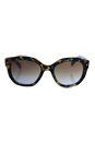 Prada SPR 12S UE1-4S2 - Spotte Brown Blue/Light Blue Gradient Light Brown by Prada for Women - 53-20-140 mm Sunglasses