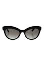 Prada SPR 23Q 1AB-0A7 - Black by Prada for Women - 53-19-140 mm Sunglasses