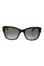 Prada SPR 09S UE1-4S2 - Spotted Brown Blue/Light Blue Gradient Light Brown by Prada for Women - 54-20-140 mm Sunglasses