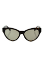 Prada SPR 08S 2AU-5J2 - Havana/Light Brown by Prada for Women - 55-17-140 mm Sunglasses