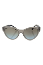 Prada SPR 08S UFH-4S2 - Opal Beige/Light Blue Gradient Lihgt Brown by Prada for Women - 55-17-140 mm Sunglasses