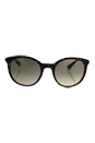 Prada SPR 17S 2AU-3D0 - Havana/Brown Gradient by Prada for Women - 53-21-140 mm Sunglasses
