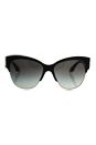 Prada SPR 11R 1AB-0A7 - Black/Grey Gradient by Prada for Women - 56-16-140 mm Sunglasses