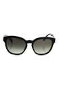 Prada SPR 17R 1AB-0A7 - Black/Grey Gradient by Prada for Women - 53-18-140 mm Sunglasses