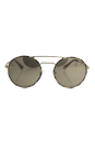Prada SPR 51S UAO-1C0 - Gold Tortoise/Gold by Prada for Women - 54-22-135 mm Sunglasses