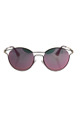 Prada SPR 62S USH-5L2 - Bordeaux Gold/Rose Gold by Prada for Women - 53-19-140 mm Sunglasses