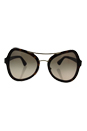 Prada SPR 18S 2AU-3D0 - Brown/Brown Gradient by Prada for Women - 55-20-135 mm Sunglasses