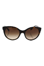 Prada SPR 23O 2AU-6S1 - Brown/Brown Gradient by Prada for Women - 56-20-140 mm Sunglasses