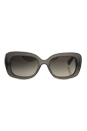 Prada SPR 27O UBV-4P0 - Dark Grey Matte Transparent/Light Silver by Prada for Women - 54-19-135 mm Sunglasses