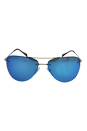 Prada SPS 53R ZVN-5M2 - Pale Gold/Light Green Blue by Prada for Women - 57-14-135 mm Sunglasses
