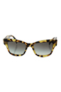 Prada SPR 29R 7S0-0A7 - Medium Havana/Grey Gradient by Prada for Women - 51-18-140 mm Sunglasses