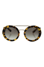 Prada SPR 13S 7S0-0A7 - Medium Havana/Grey Gradient by Prada for Women - 54-25-135 mm Sunglasses
