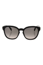 Prada SPR 17R UAM-4K0 - Opal Brown on Brown/Grey Gradient by Prada for Women - 53-18-140 mm Sunglasses