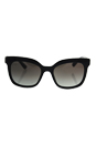 Prada SPR 24Q 1AB-0A7 - Black/Grey Gradient by Prada for Women - 53-19-140 mm Sunglasses