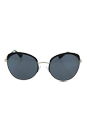 Prada SPR 54S 7AX-5Z1 - Silver/Grey Polarized by Prada for Women - 59-20-140 mm Sunglasses