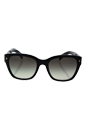Prada SPR 09S 1AB-0A7 - Black/Grey Gradient by Prada for Women - 54-20-140 mm Sunglasses