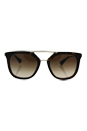 Prada SPR 13Q 2AU-6S1 - Havana/Brown Grandient by Prada for Women - 54-20-140 mm Sunglasses