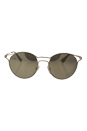 Prada SPR 62S ZVN-1C0 - Gold/Gold by Prada for Women - 53-19-140 mm Sunglasses