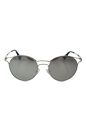 Prada SPR 62S 1BC-2B0 - Silver/Silver by Prada for Women - 53-19-140 mm Sunglasses