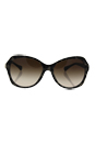 Dolce & Gabbana DG 4163P 1995/13 - Leopard/Brown Gradient by Dolce & Gabbana for Women - 57-17-135 mm Sunglasses