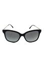 Giorgio Armani AR8074 5017/11 - Black/Grey Gradient by Giorgio Armani for Women - 54-17-140 mm Sunglasses