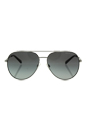 Michael Kors MK 5009 102711 Rodinara - Silver/Grey Gradient by Michael Kors for Women - 58-13-135 mm Sunglasses