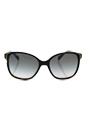 Prada SPR 01O 2AU-1E0 - Havana/Green Gradient by Prada for Women - 55-17-140 mm Sunglasses