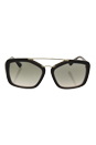 Prada SPR 24R UED-3H2 - Opal Brown Beige/Light Brown Gradient Light Green by Prada for Women - 56-17-140 mm Sunglasses