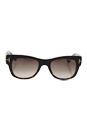 Tom Ford FT0058 05K Cary - Black/Gradient Roviex by Tom Ford for Women - 52-20-140 mm Sunglasses