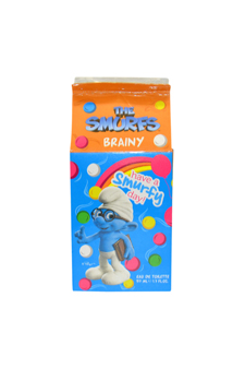 The Smurfs Brainy by First American Brands for Kids - 1.7 oz EDT Spray (Tester)