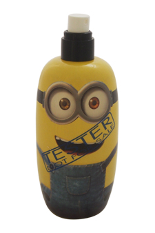 Minions by Minions for Kids - 3.4 oz EDT Spray (Tester)