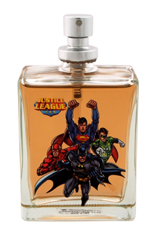 Justice League by Marmol & Son for Kids - 3.4 oz EDT Spray (Tester)
