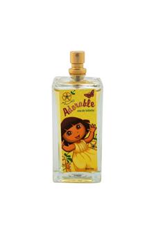 Dora the Explorer Adorable by Marmol & Son for Kids - 3.4 oz EDT Spray (Tester)
