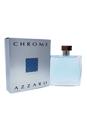 Chrome by Loris Azzaro for Men - 3.3 oz EDT Spray (Tester without box)
