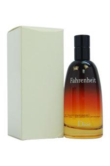 Christian Dior Fahrenheit  men 3.4oz EDT Spray (Tester)