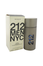 212 by Carolina Herrera for Men - 3.3 oz EDT Spray (Tester)