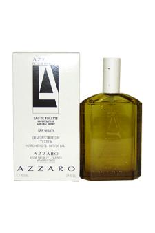 Loris Azzaro Azzaro  men 3.3oz EDT Spray (Tester)