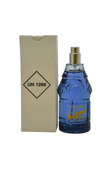 Blue Jeans by Versace for Men - 2.5 oz EDT Spray (Tester)